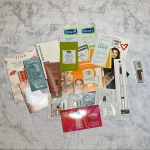 *FREE with Purchase - Skincare and Makeup Samples